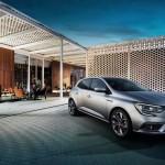 Renault Megane 2016 официальное фото