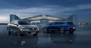 Renault Talisman 2016 седан и универсал