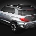 SsangYong XLV-Air Concept