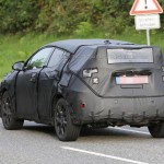 Toyota C-HR 2016 spy photo - шпионское фото