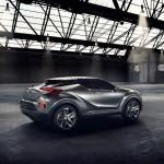Toyota C-HR концепт