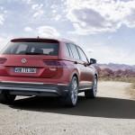 Volkswagen Tiguan 2016 официальное фото