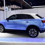 Zotye S21 - клон Audi Q3