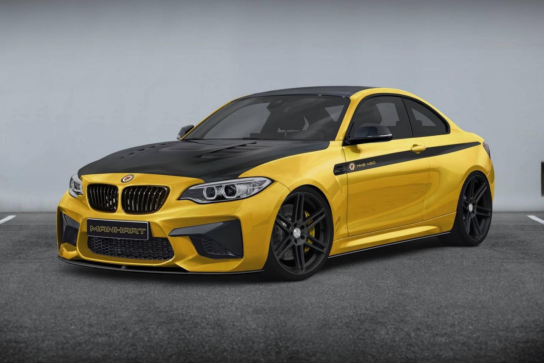 BMW M2 tuning / тюнинг MANHART Performance