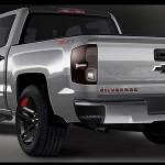 Chevrolet Silverado Red Line Series Concept
