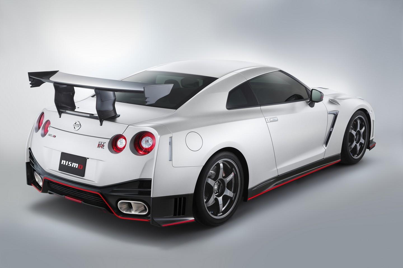 Nissan GT-R Nismo N-Attack Package 2016 анонсирован на SEMA