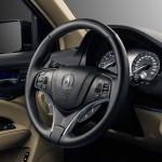 Acura MDX 2016 интерьер