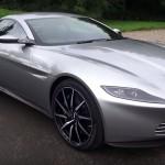 Aston Martin DB10 экстерьер