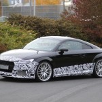Audi TT-RS 2016 шпионское фото