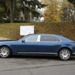 Bentley Mulsanne 2016 длиннобазная версия