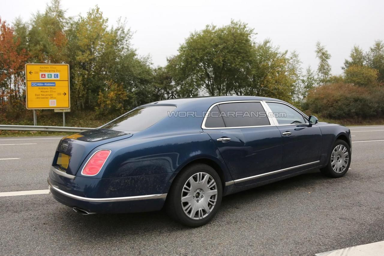 bentley mulsanne 2016. Black Bedroom Furniture Sets. Home Design Ideas