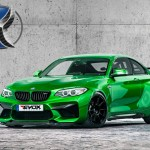 BMW M2 Coupe тюнинг Alpha N-Performance