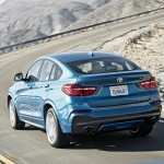 BMW X4 M40i official photo