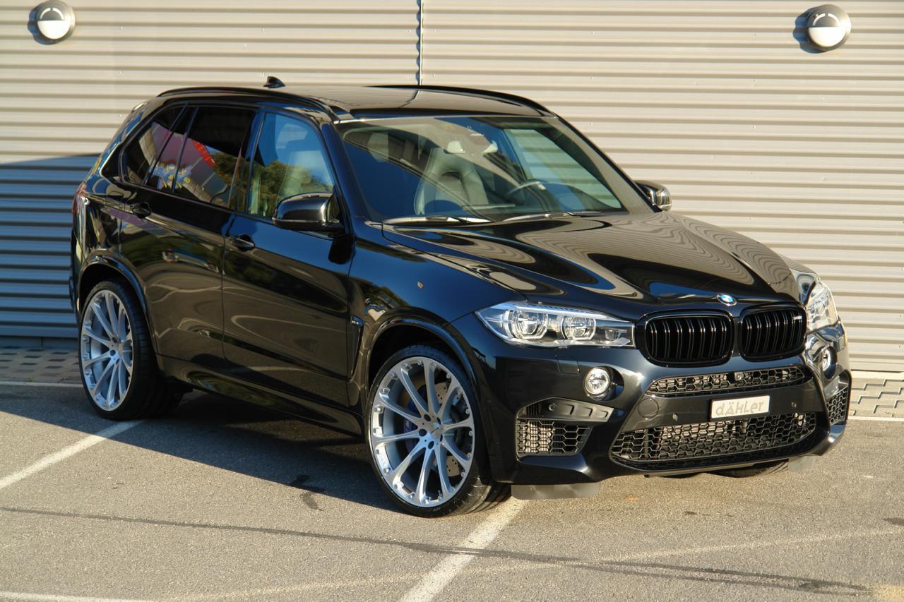 BMW X5 M тюнинг Dahler