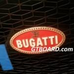 Bugatti Chiron - шпионское фото предполагаемого прототипа