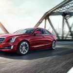 Cadillac ATS-L 2016