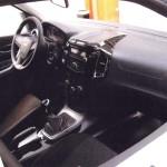 Chevrolet Niva 2 - фото интерьера второго поколения модели