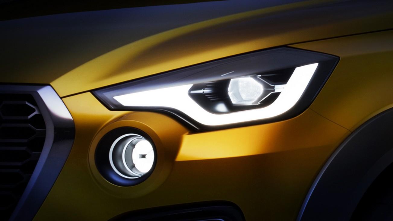Datsun тизер нового концепта