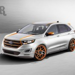 Ford Edge Vaccar Sport