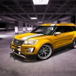 Ford Explorer Sport Concept fo SEMA