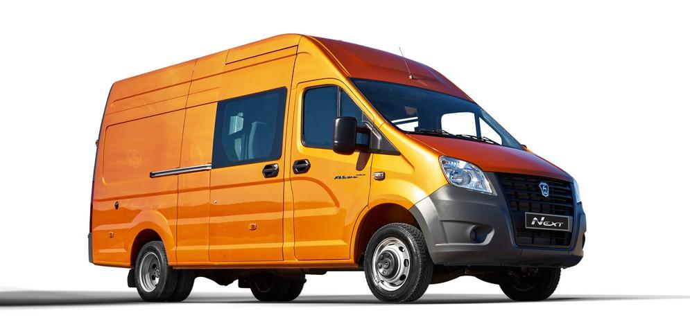 GAZel NEXT Van