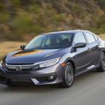 Honda Civic 2016 седан