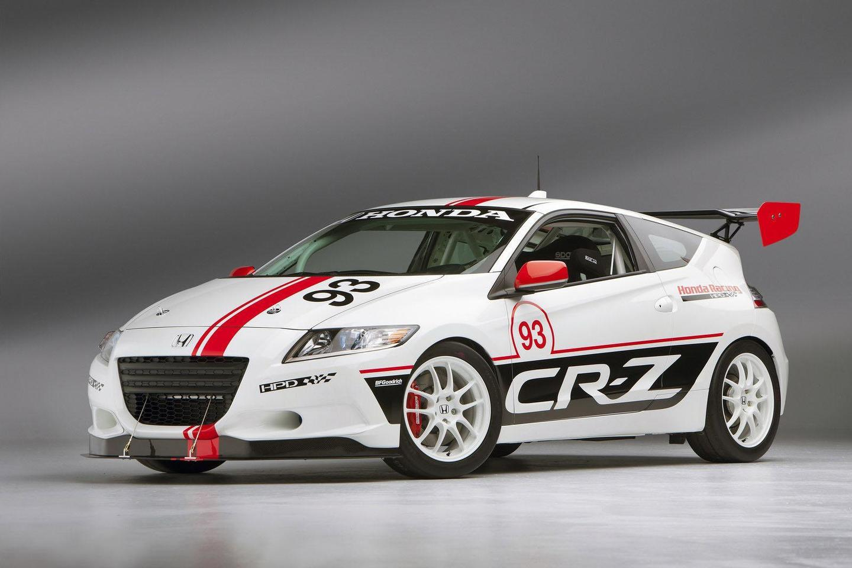 Honda CR-Z Pikes Peak гоночный автомобиль