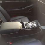 Hyundai Equus 2016 шпионское фото интерьера
