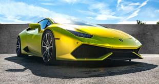 Lamborghini Huracan tuning / тюнинг xXx Performance