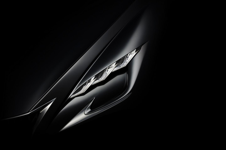 Lexus тизер дизайн-концепта