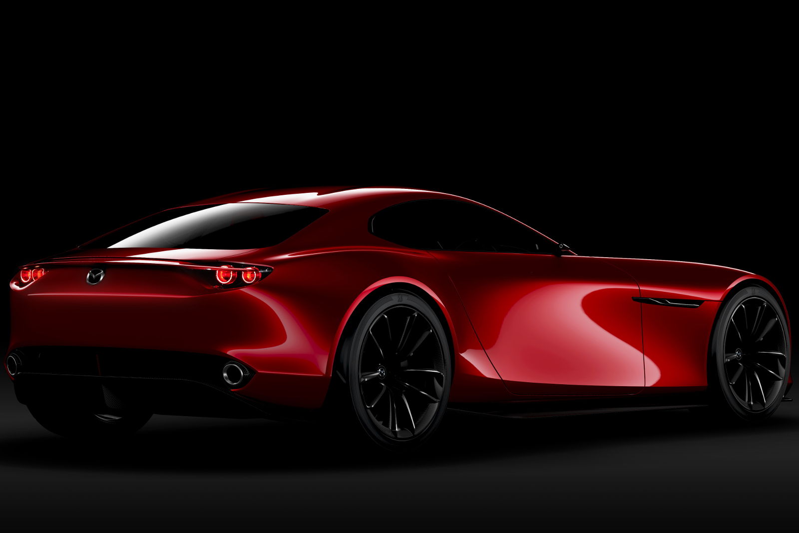 Mazda RX-VISION Concept