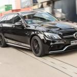Универсал Mercedes-AMG C63 S Estate tuning / тюнинг performmaster