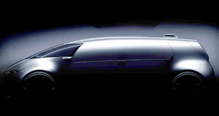 Mercedes-Benz Vision Tokyo Concept первое тизер-изображение