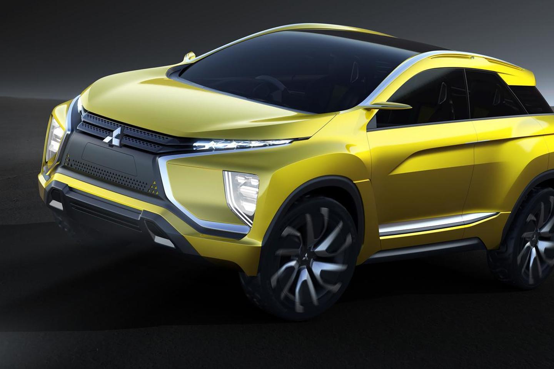Mitsubishi xE Concept