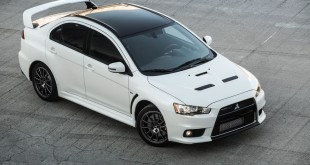 Mitsubishi Lancer Evolution Final Edition 2015