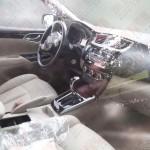 Nissan Sentra 2016 шпионское фото