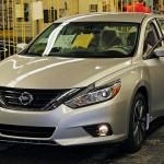 Nissan Teana (Altima) 2016