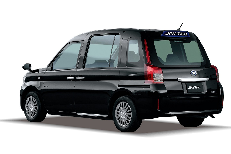 Toyota JPN Taxi Concept 2015