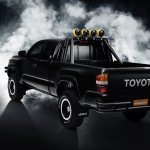 Toyota Tacoma Back to the Future (Назад в будущее)