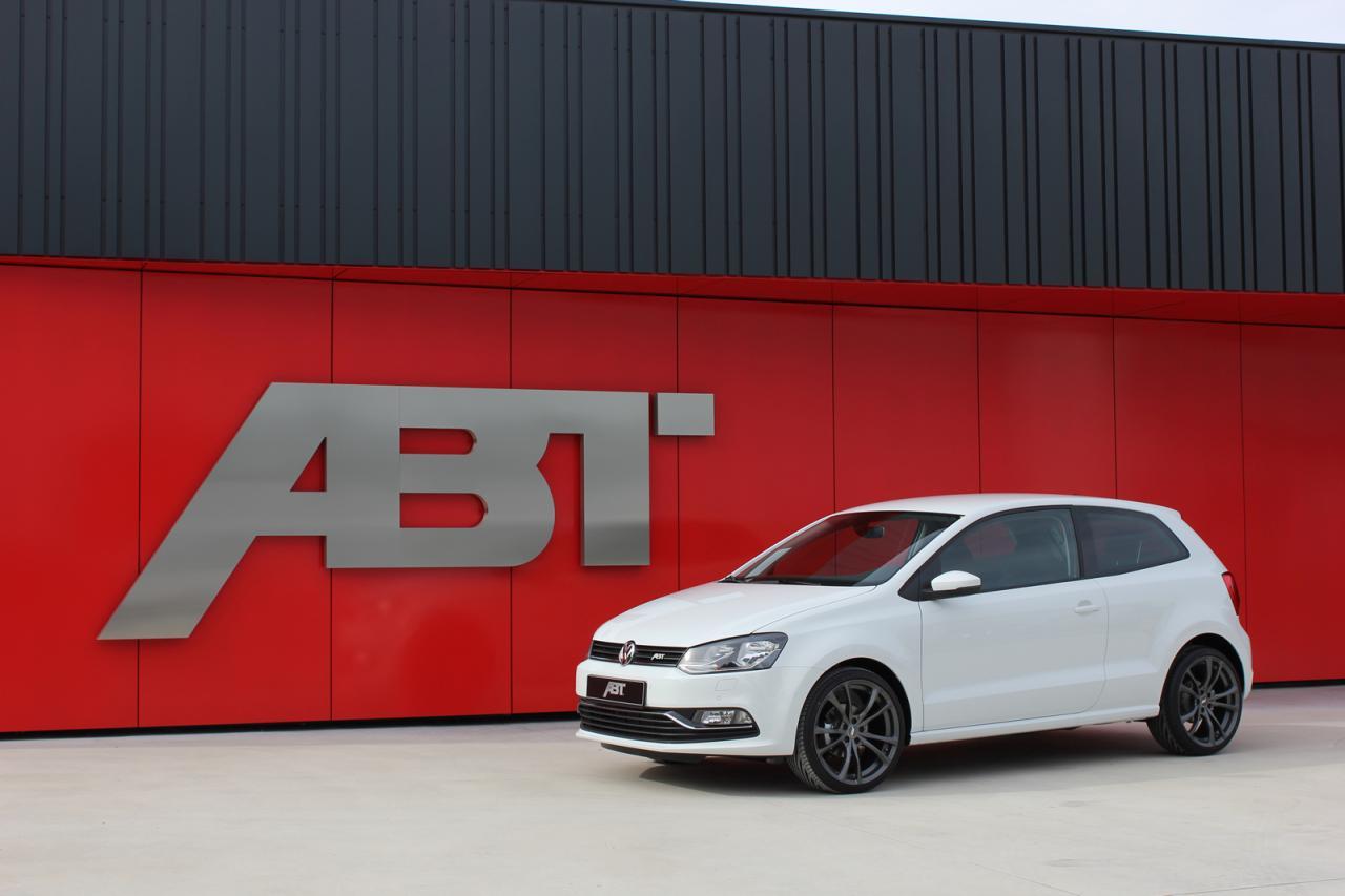 Volkswagen Polo tuning / тюнинг ABT Sportsline