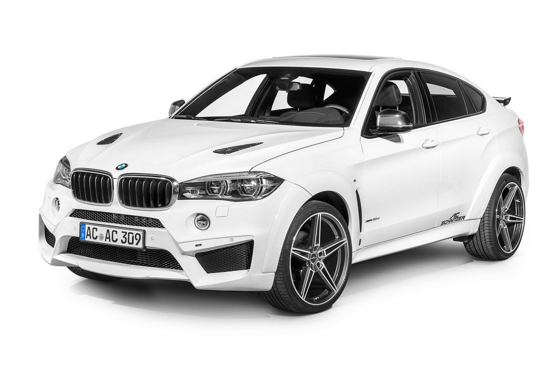 BMW X6 тюнинг от AC Schnitzer