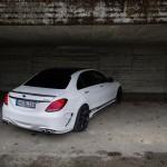 Mercedes-Benz C450 AMG 4MATIC тюнинг от Lorinser