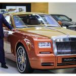 Rolls-Royce на моторшоу в Дубае