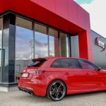 Audi RS3 Sportaback чип-тюнинг DTE Systems