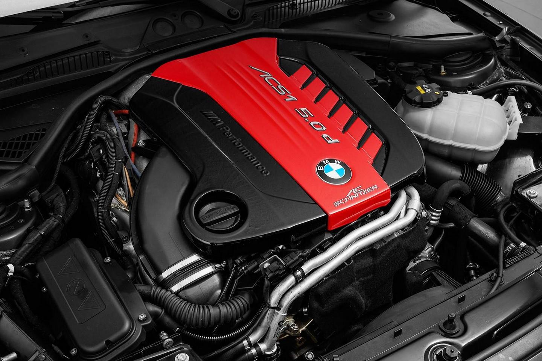 BMW 150d тюнинг 1-Series от AC Schnitzer