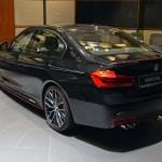 BMW 330i 2015 с аксессуарами M Performance