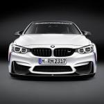 BMW M4 Coupe с новыми аксессуарами M Performance
