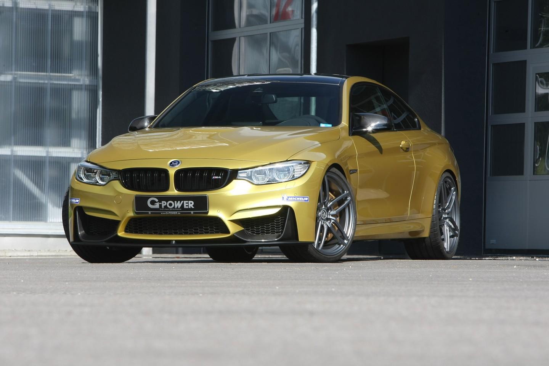 BMW M4 Coupe тюнинг G-Power