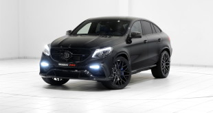 Brabus 700 Coupe тюнинг Mercedes-AMG GLE 63 S Coupe