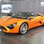 DC Avanti оранжевый спереди сбоку